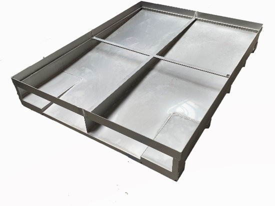Ventilation pallet