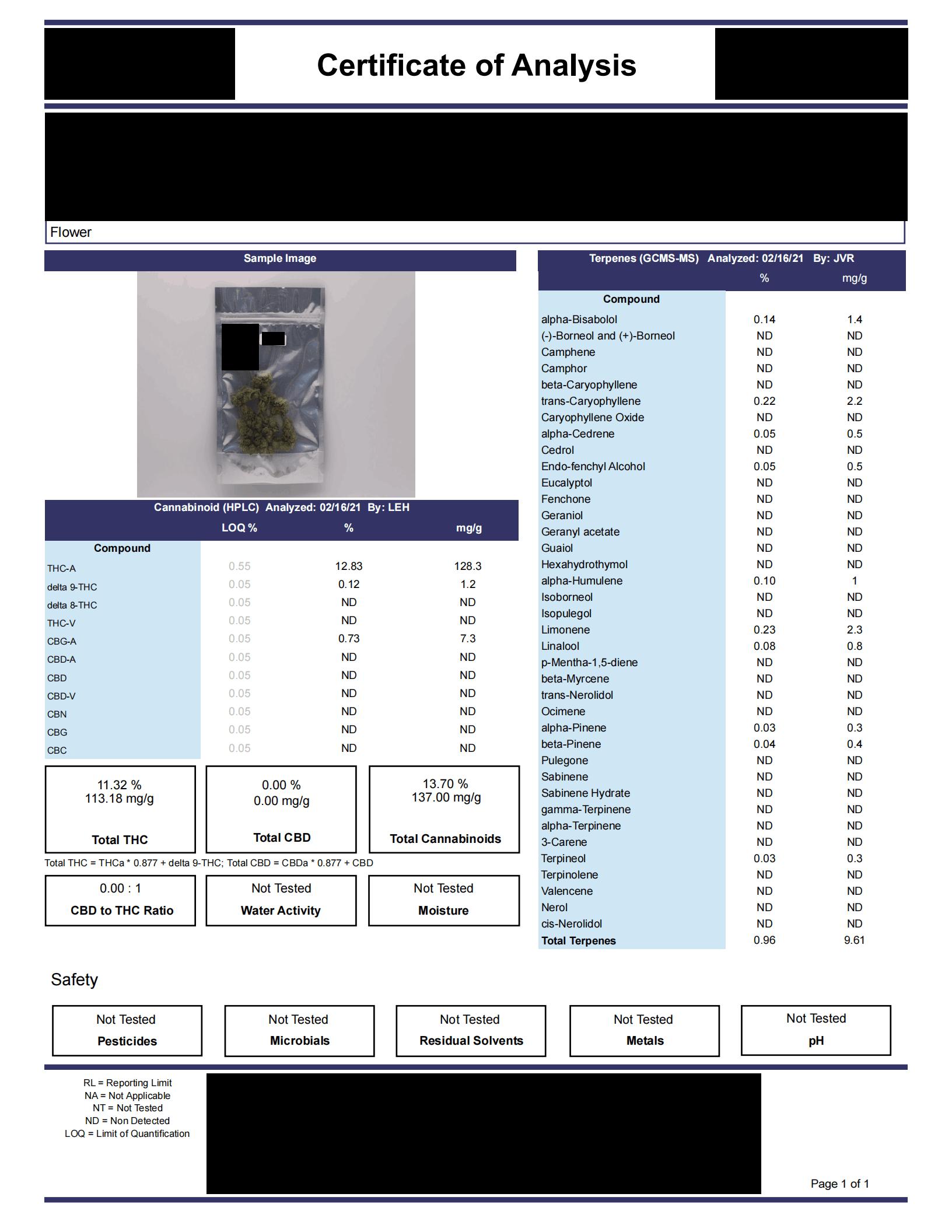 Strain1 Topdown Drying 01 Min Cannabis Drying
