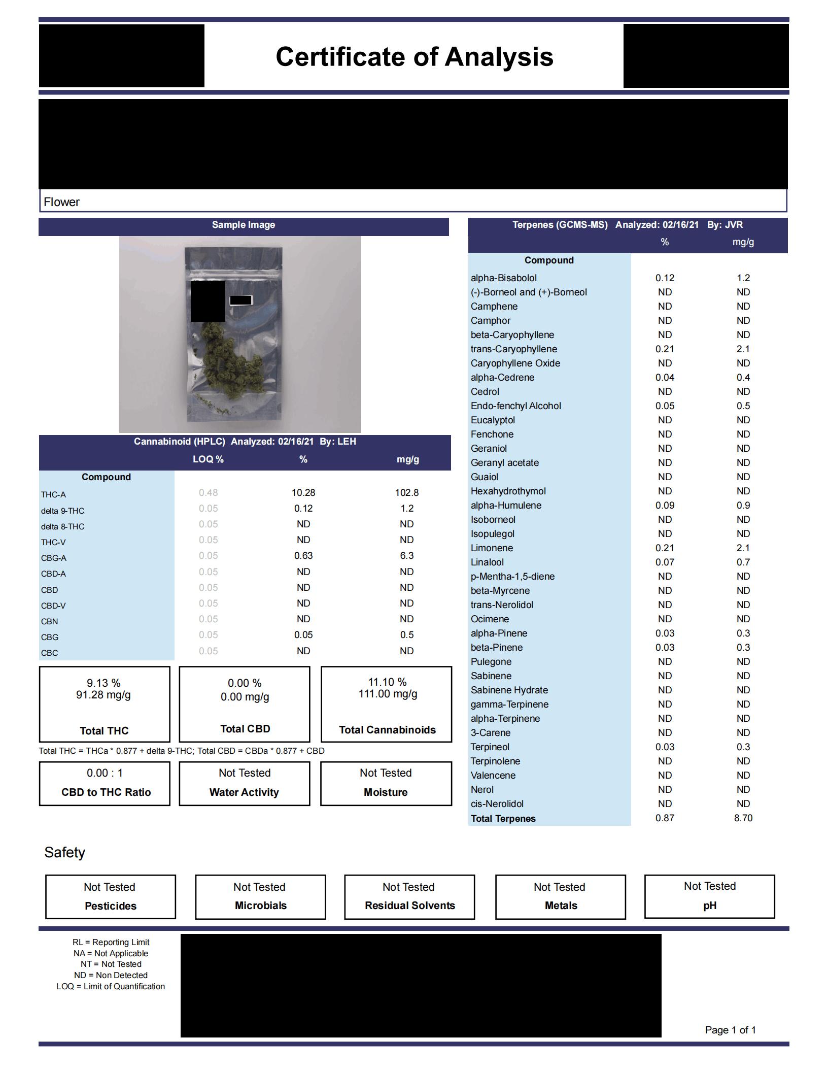 Strain1 Topdown Drying 09 Min Cannabis Drying